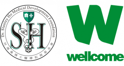 stanely ho and wellcome logos